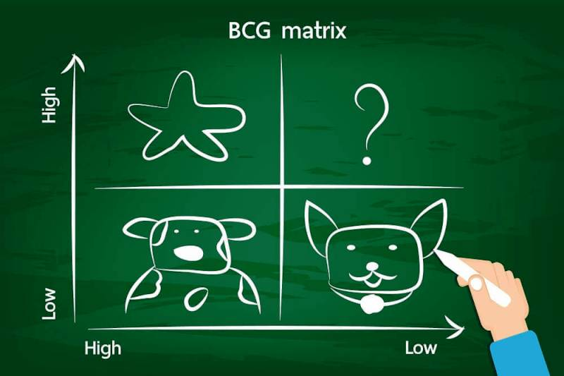 Bcg Matrix  Growth Share Matrix   Definition  Examples  U2013 Studiousguy