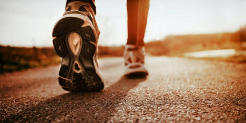 Walking And Physics
